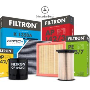 Filtron Mercedes Sprinter Euro 4 4'lü Filtre Seti